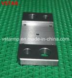 Pezzo di ricambio lavorato CNC d'acciaio personalizzato di Precison dei montaggi alto