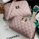 New Designer Fashion Leather Wholesale Lady Handbags (6596)