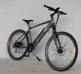 熱い販売250W 8funブラシレスモーター700c電気マウンテンバイク(JSL037G-3)