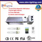 アルミニウム反射鏡CMH/HPSの球根630Wの金属のHydroponicキットのためのHalideデジタルバラスト