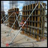 تدريم أنابيب قابل للتعديل متداخل دعامة فولاذ دعامة