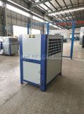réfrigérateur 10ton refroidi par air pour la machine de moulage par injection