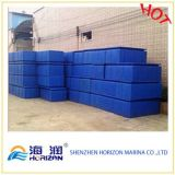 Ponton, Plastikponton, Plastikponton-Yacht hergestellt in China