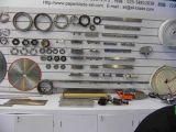 Schlitz-Prägescherblock für die Verschluss-Herstellung