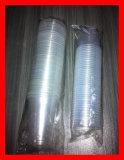 Манжетное уплотнение бумажного стаканчика и пластмассы и машина подсчитывать
