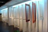 Oscillation en aluminium de porte d'auvent à travers (porte d'auvent)