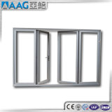 Puerta de aluminio del marco de la doble vidriera