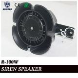 Elektrisches Auto-oberste wasserdichte Lautsprecher R-100W, 150W der Hupen-Speaker/24V
