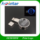 Inneres USBPendrive Kristall-USB-Blitz-Laufwerk