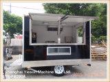 Ys-Fb290A beste verkaufenpizza-Karren-bewegliche Küche Van