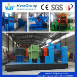 Scrap Tire Crusher Machine for Waste Tyre Recycling Plant