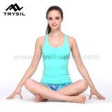 L'yoga senza giunte delle signore ansima gli Shorts stretti delle donne