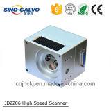 Galvanómetro de alta velocidad Jd2206A del laser de la alta calidad de Digitaces del Ce con el surtidor chino profesional