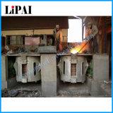 Het Verwarmen van de Inductie van Kgps Smeltende Oven voor het Aluminium van het Ijzer van het Staal