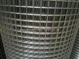 Het metaal laste het Netwerk van de Draad in Broodje voor Omheining