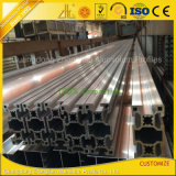 Il fornitore di alluminio fornisce l'espulsione di alluminio dell'alluminio della V-Scanalatura anodizzata 6063