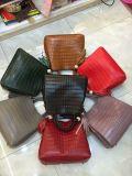 Tote Handbag Ma1656 di cuoio all'ingrosso della Cina della borsa/signora