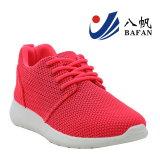 Heißeste einfache Belüftung-Einspritzung-Sport-Schuhe für Männer und Frauen