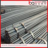 Rebar de acero deformido reforzado para el material de construcción