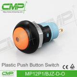 CMP 점에 의하여 분명히되는 플라스틱 단추 스위치