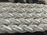 8개의 물가 화학 섬유는 계류기구 밧줄 PP 밧줄 폴리에스테 밧줄 PE 밧줄을 새끼로 묶는다
