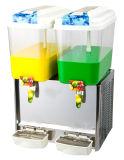 Mistura/distribuidor do suco da bebida refrigerando de pulverização