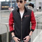 Autum New Style Men 's Casual Slim Jacket
