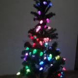 Icicle C7C9 Fuera luces de la Navidad para la decoración impermeable con CE, RoHS, UL