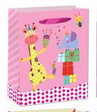 bolso colorido del regalo del partido del diseño del bebé de la impresión 4c