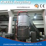 Granulatore di riciclaggio di plastica a due fasi della singola vite per la pellicola agricola