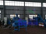 Carvão amassado horizontal que faz a máquina (CE)