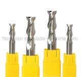CNC Machine Carbide Milling Cutters for Aluminium Alloy