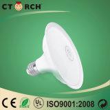 Lampe en aluminium de base d'ampoule d'UFO DEL de la haute performance E27 de Ctorch