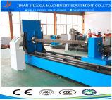 CNC de Scherpe Machine van het Plasma, de Buis van de Cirkel van de Besnoeiing van de Snijder van het Plasma van het Metaal en Vierkante Pijp