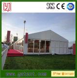 Tente d'exposition en aluminium de 10X30m avec accessoires