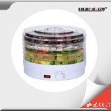 5-Tray elektrischer Food&Fruit Entwässerungsmittel-Trockner