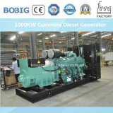 CCEC Cummins Engine에 의하여 1000kw 발전기에 200kw