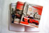 Het Gevoerde Notitieboekje van de Douane van de School van Nice A4
