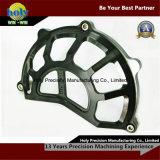 CNCのオートバイの部品カバーフレーム7075アルミニウムCNCの部品