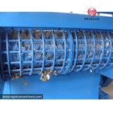 Tubos de PVC de plástico Trituradora / HDPE de gran diámetro de la pipa Shredder