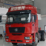 Shacman F2000 4X2のダンプのトラクターのトラックCummins Engine 385HP