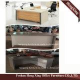 Hx-5de308 1.6 tester L scrivania laminata melammina della quercia di figura