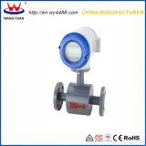 Compteur de débit électromagnétique chaud d'eaux résiduaires de vente de la Chine