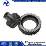 Fabricante Hobbing Helical Gear Gear Gear Gear Gear