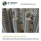 Extrudeuse de PVC pour calandrer la ligne fabriquée en Chine