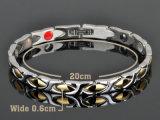 Premier bijou magnétique d'acier inoxydable de vente de Hottime pour l'effet salutaire