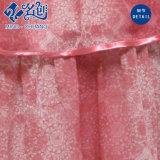Robe sexy de Exposition-En arrière sans manche Low-Cut croisée en X rouge de glissade d'usager de dames
