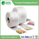 Пленка пластичной упаковки еды трубчатая