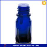 botellas de cristal del perfume ambarino 5ml/del petróleo esencial con el cuentagotas de cristal/la niebla/la bomba/el tapón de tuerca finos del aerosol