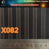 La banda della saia, le merci dei punti, filato ha tinto la banda per rivestimento (X082-85)